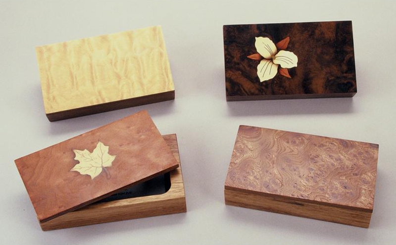3 x 5 in. Business Card Boxes